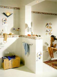 terre de provence wandplatten. Black Bedroom Furniture Sets. Home Design Ideas